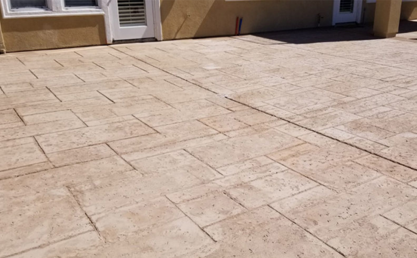 Getting Your Projects Ready With Stamped Concrete