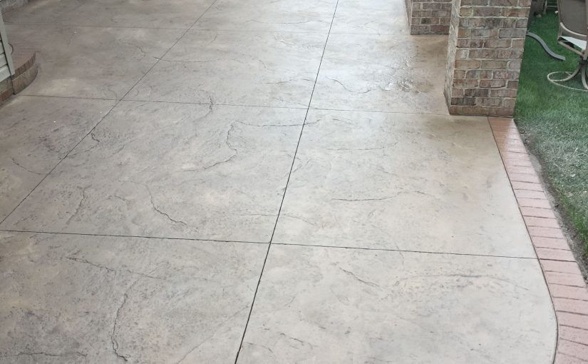 Stamped Concrete in Charlotte NC